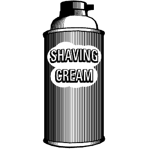 Earth 2 Man Blog: What Chemicals are in My Shaving Cream?.
