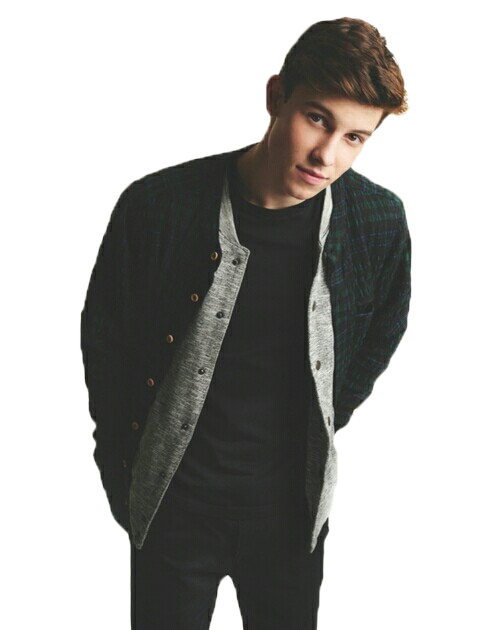 Shawn Mendes Clipart.