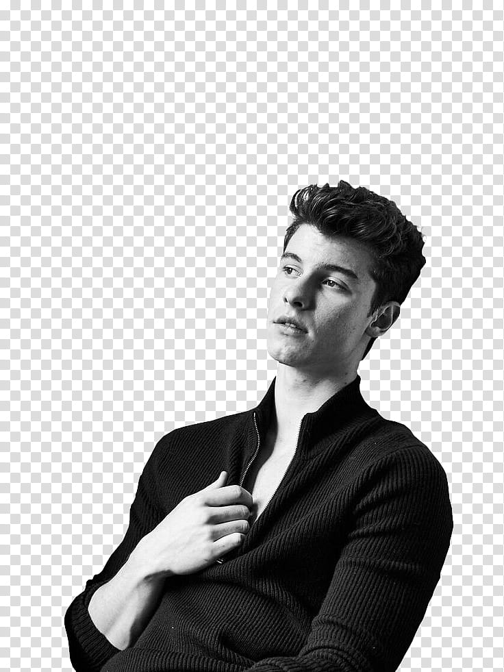 Shawn Mendes transparent background PNG clipart.