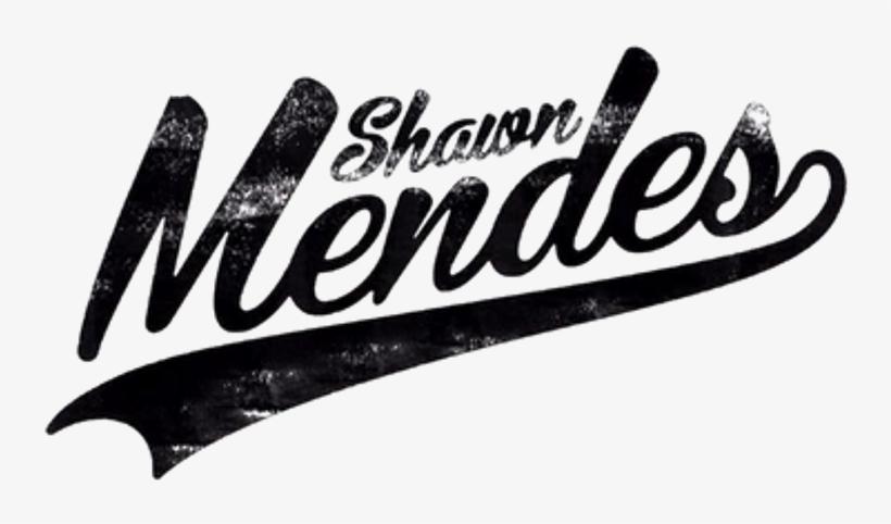 Shawnmendes Black Logo Negro Mendes Shawn.