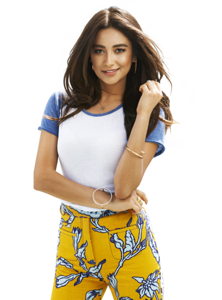 Shay Mitchell (PNG).