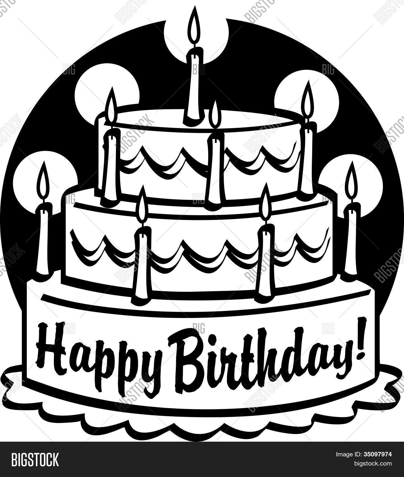 Happy Birthday Clipart Stock Vector & Stock Photos.