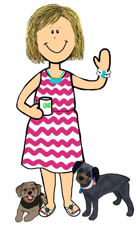 Top Dog Teaching : I WON and a Clip Art Me!!!!.