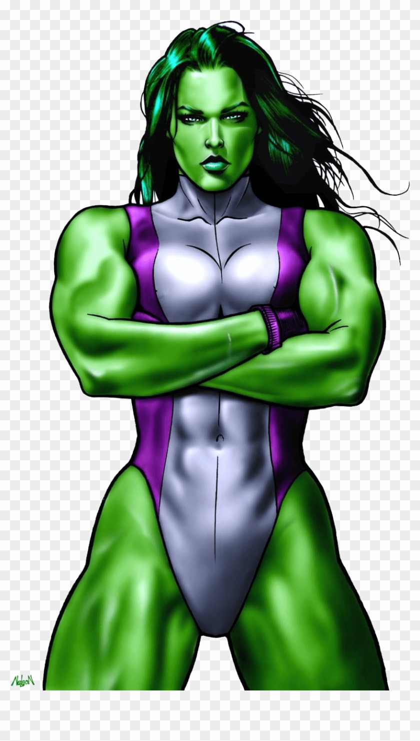 Free Png She Hulk Png Png Images Transparent.