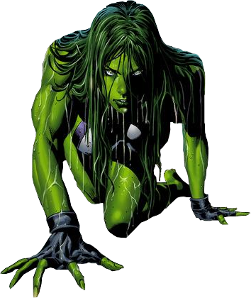 Download SHE HULK Free PNG transparent image and clipart.