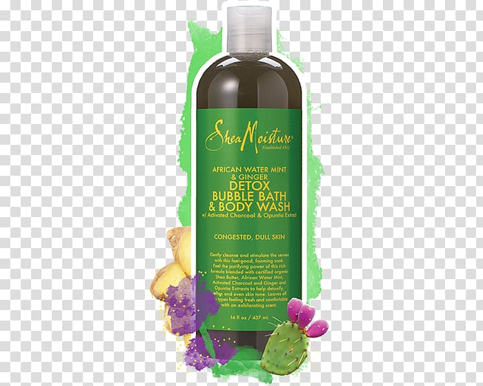 SheaMoisture African Water Mint & Ginger Detox Hair & Scalp.