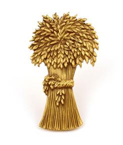 Sheaves Of Grain Clipart.