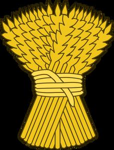 46 clipart miller grinding wheat.