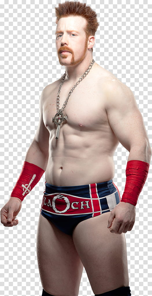 Sheamus transparent background PNG clipart.