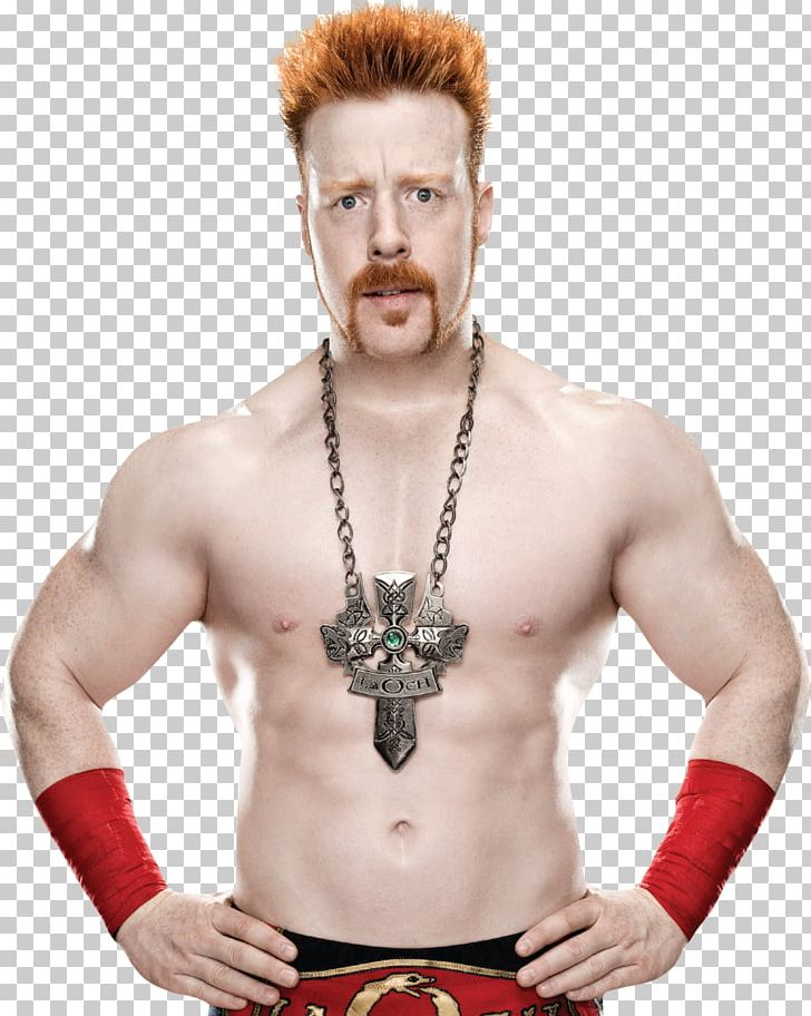 Sheamus WWE Championship WWE Raw WrestleMania World.