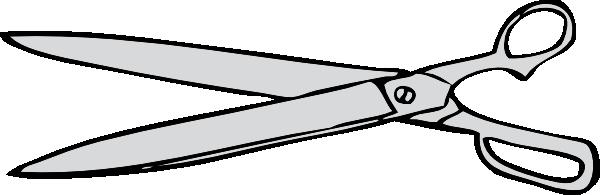 Scissors Clip Art at Clker.com.