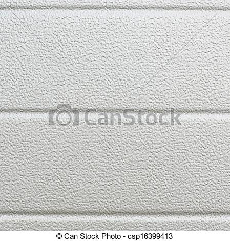 Stock Photography of White plastic wall sheathing cover fragment.