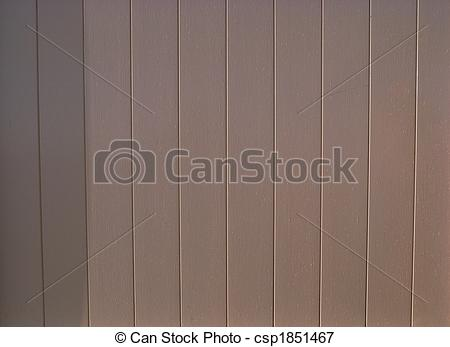 Picture of Painted wood sheathing.