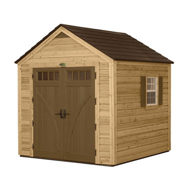 Storage shed clipart #11