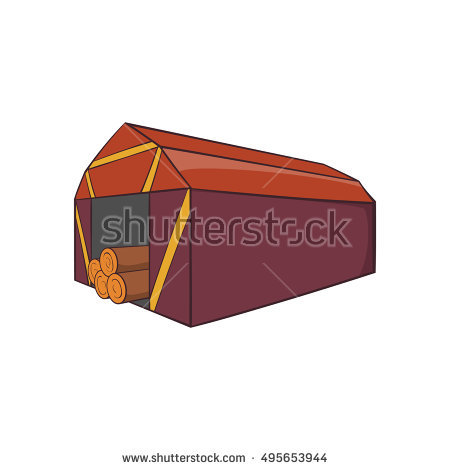 Shed Stock Photos, Royalty.