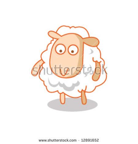 Sheep Walk Stock Photos, Royalty.