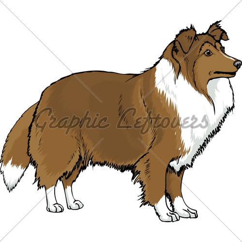 Clipart Sheep Dog.