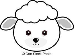 Sheep face Vector Clipart EPS Images. 1,145 Sheep face clip art.