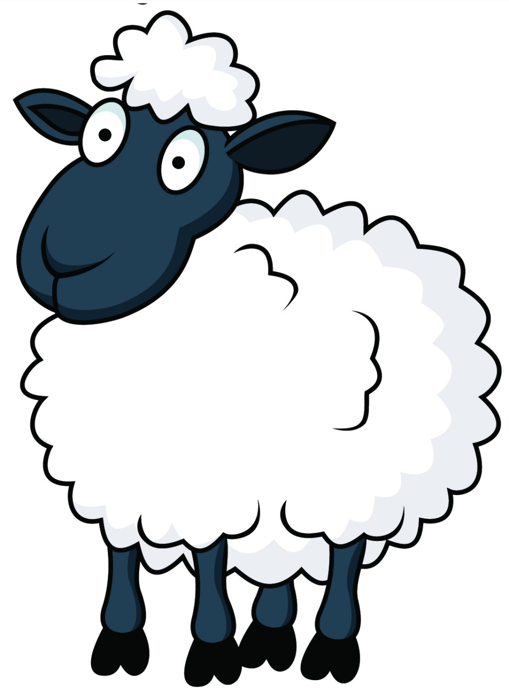 Sheep Pictures Cartoons.