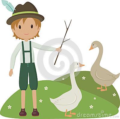 Herder Stock Illustrations.
