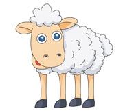 Free Sheep Clipart.