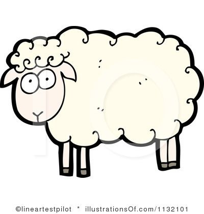 Ans 101 Sheep Homework Clipart.