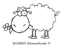 Sheep Clip Art Illustrations. 13,411 sheep clipart EPS vector.