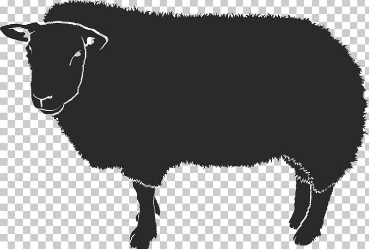 Sheep Silhouette PNG, Clipart, Animals, Autocad Dxf, Black.