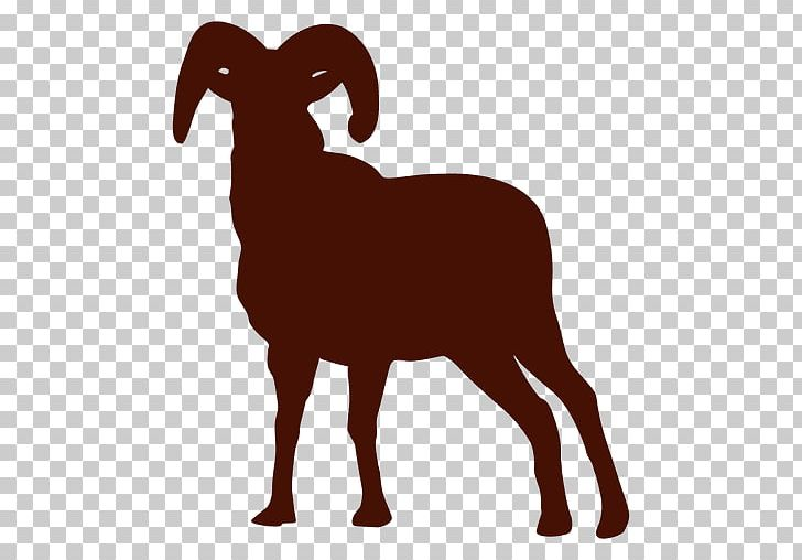 Sheep Silhouette Boer Goat PNG, Clipart, Animals, Boer Goat.