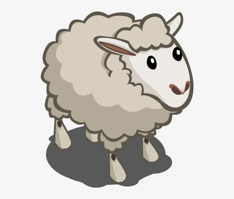 Free Download Of Sheep Icon Clipart.