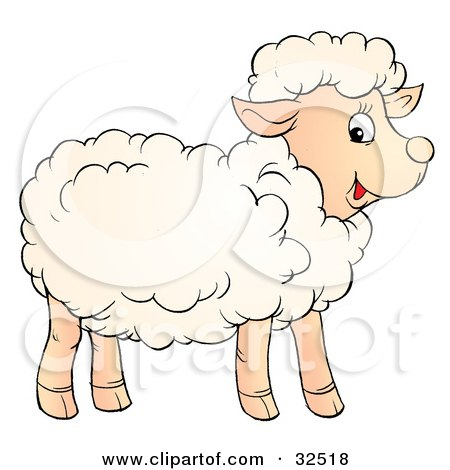 Royalty Free Sheep Illustrations by Alex Bannykh Page 1.