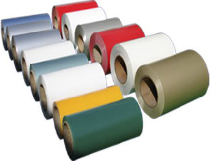 Color Coated Aluminum Coil, Pre.