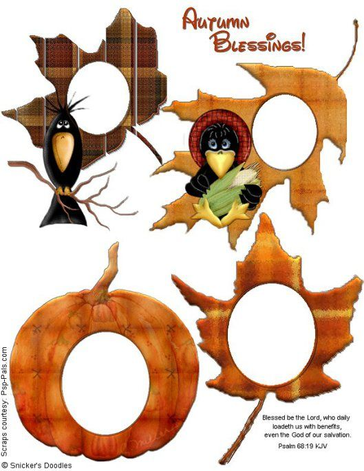 Sheet in the autumn clipart #14