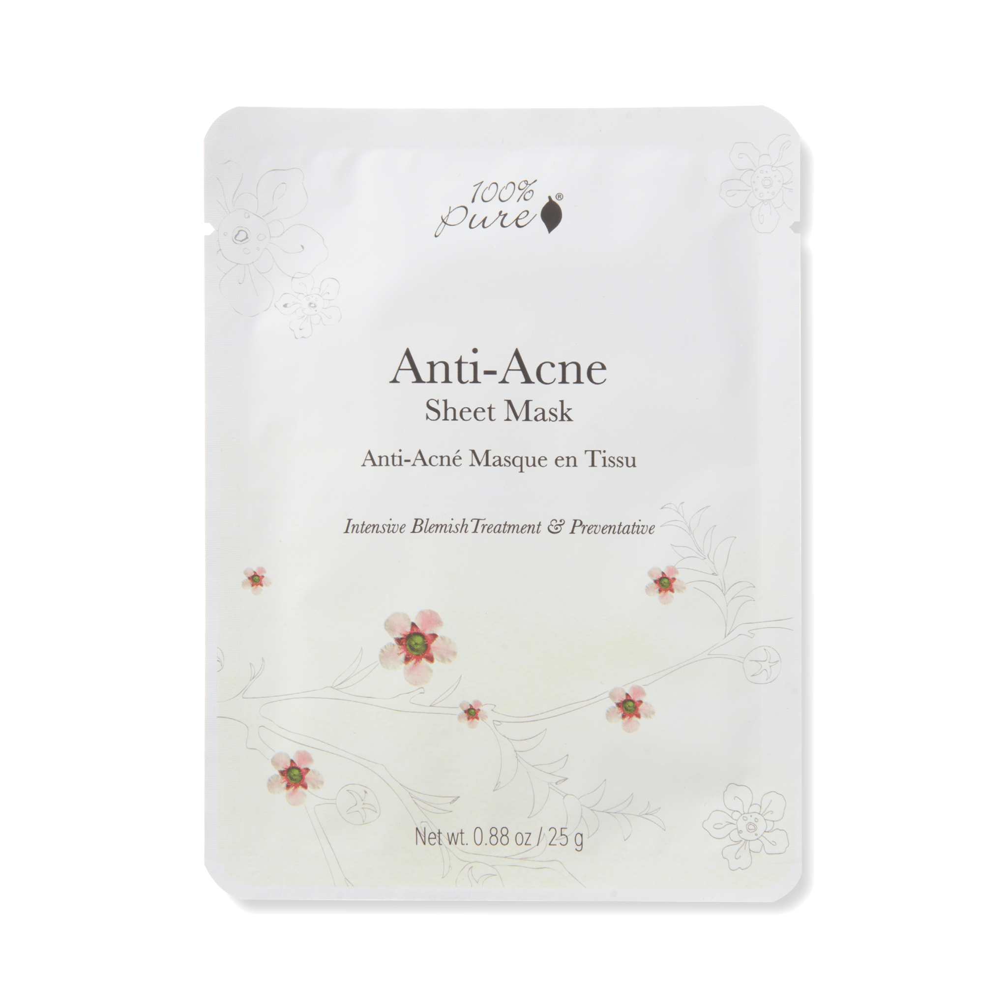 Anti Acne Sheet Mask.