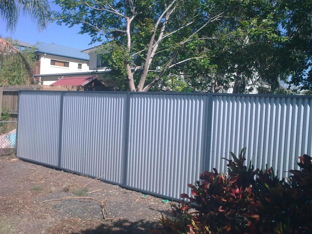 sheet metal fence.  Fence Corrugated Metal And Metal Fences 1000 Images About My Backyard On  Pinterest And Sheet Fence