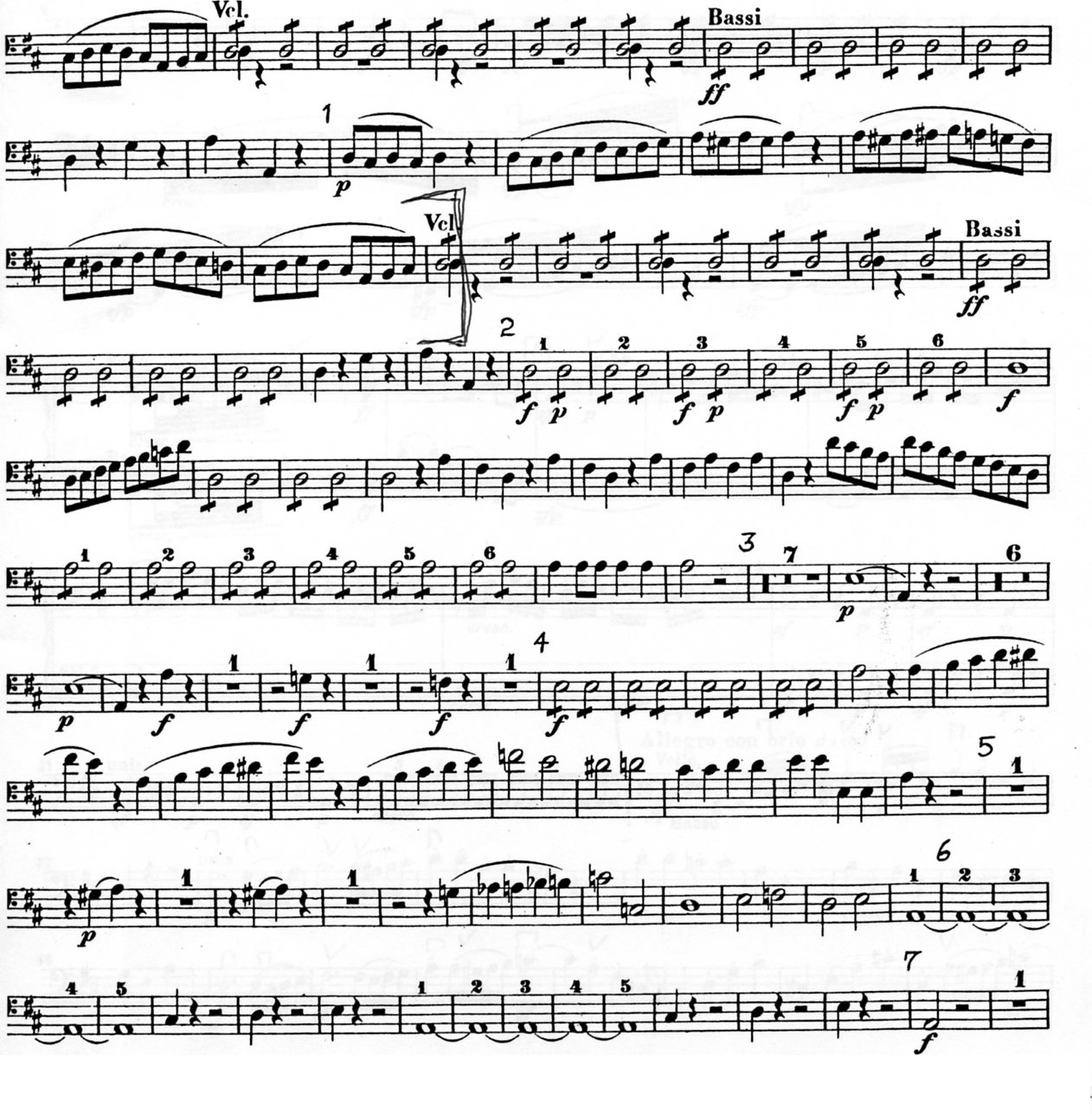 Sheet Music Clipart.