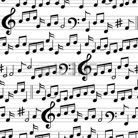 Sheet Music Clipart.