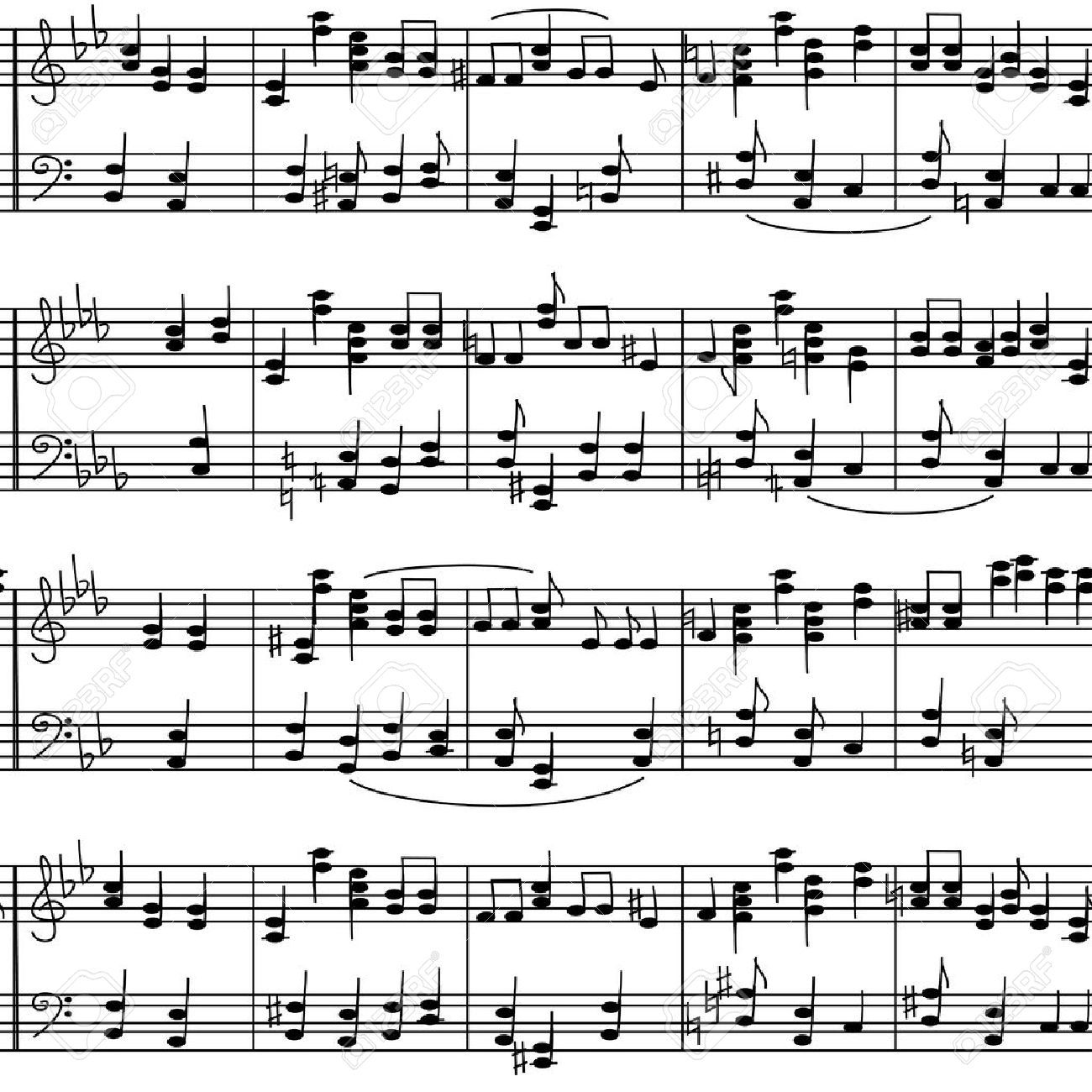 Image result for free sheet music clipart.