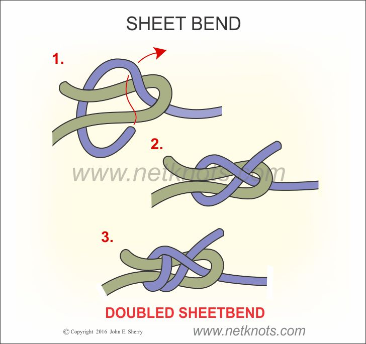 Sheet Bend.