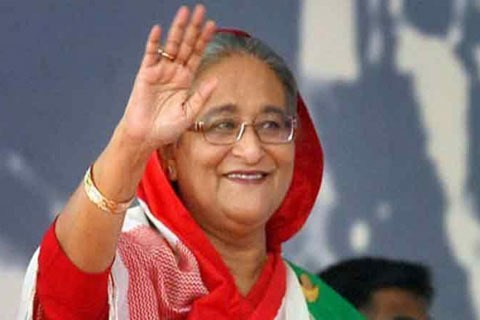 Bangladesh polls: Sheikh Hasina wins new term as prime.