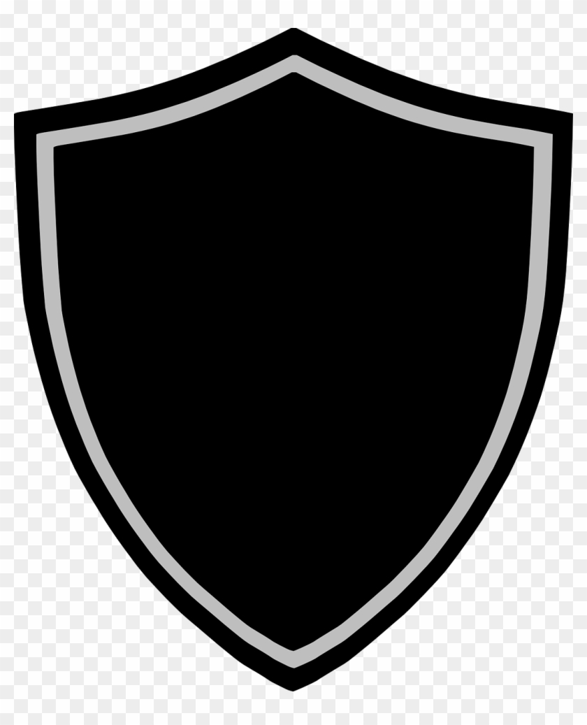 Svg Royalty Free Library Free Shield Logos Graphic.