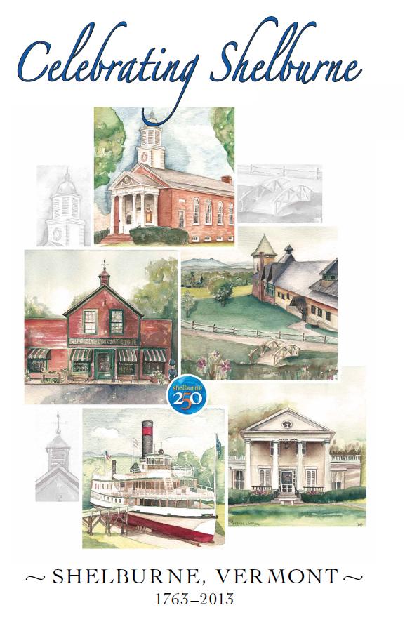 Shelburne Vermont History.