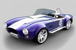 Free Shelby Cobra Clipart.