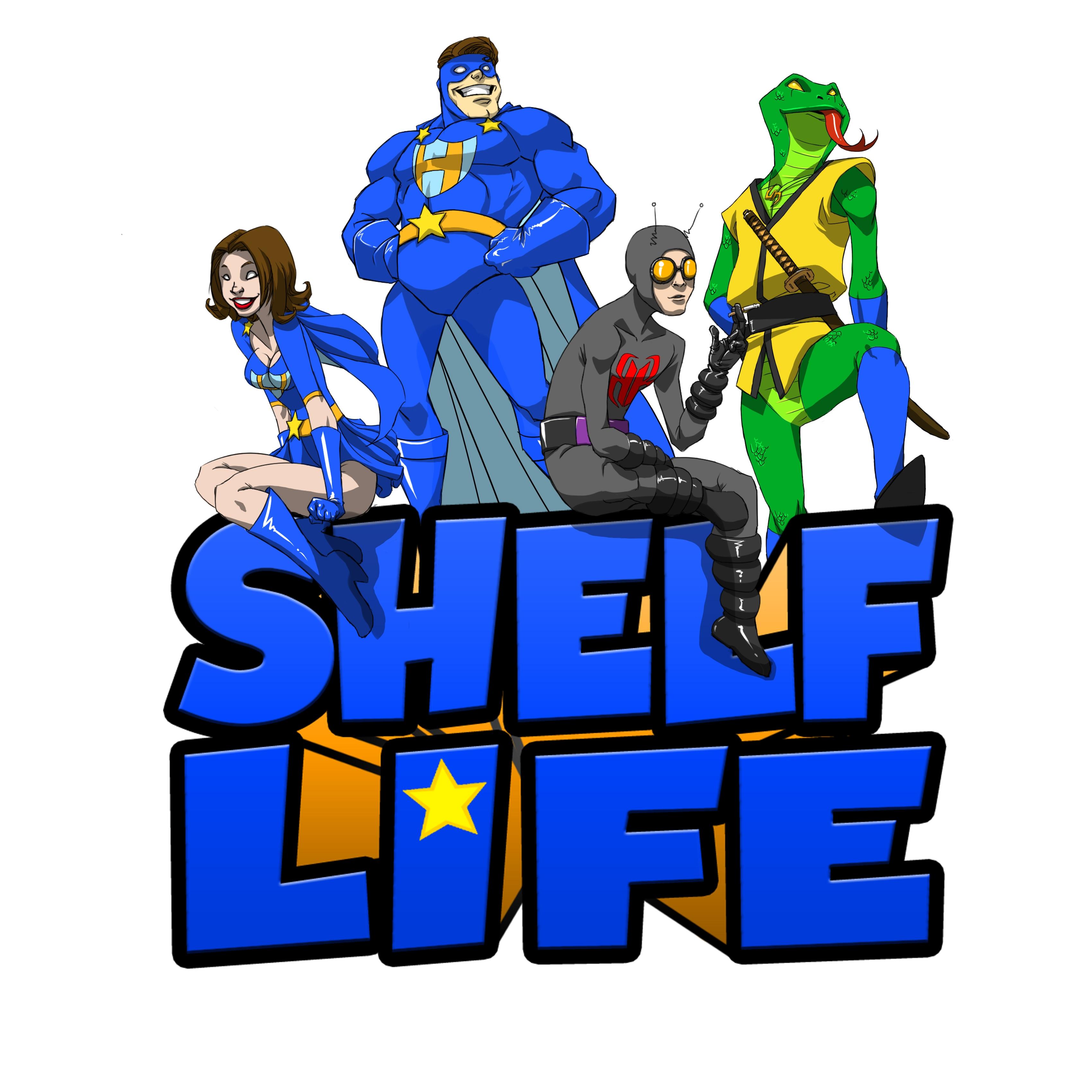 Tara Platt and Yuri Lowenthal SHELF LIFE Interview.
