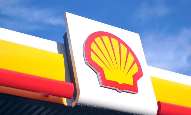Shell beats profit expectations on strong trading.