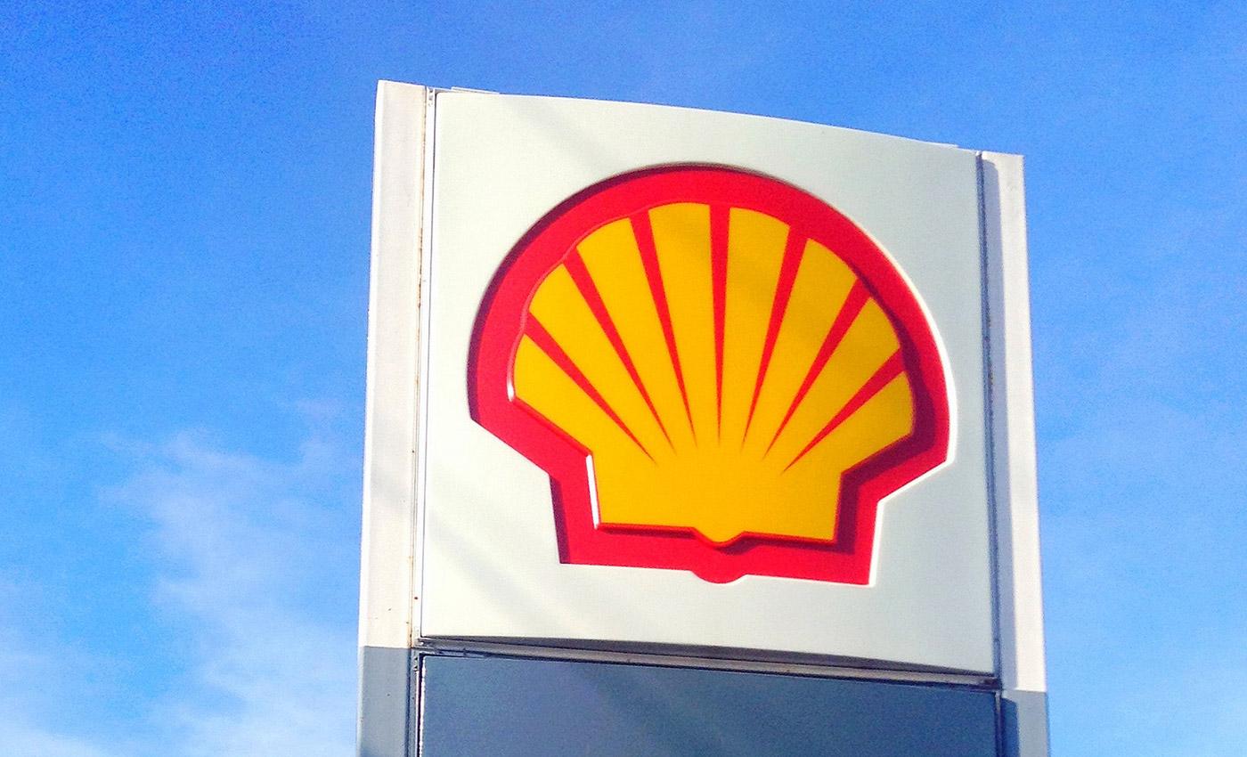 Shell logo evolution.
