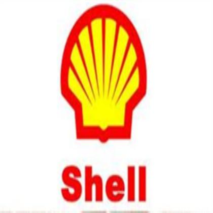 Shell Gas Station Logo.