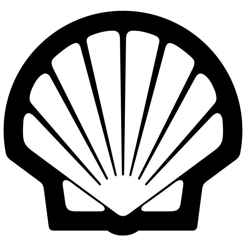 Shell Logo clipart.