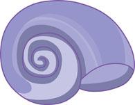 Free SeaShells Clipart.
