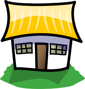 Free House Clip Art Providing You Shelter.